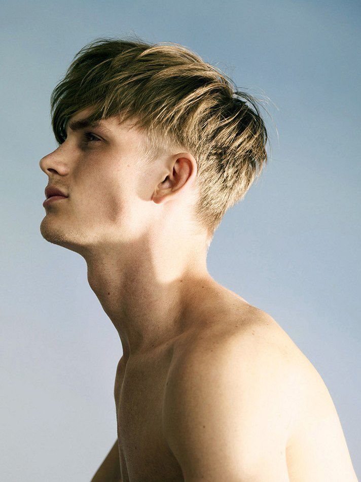 When every haircut in my feed but this one is an undercut, I find myself thinkin...