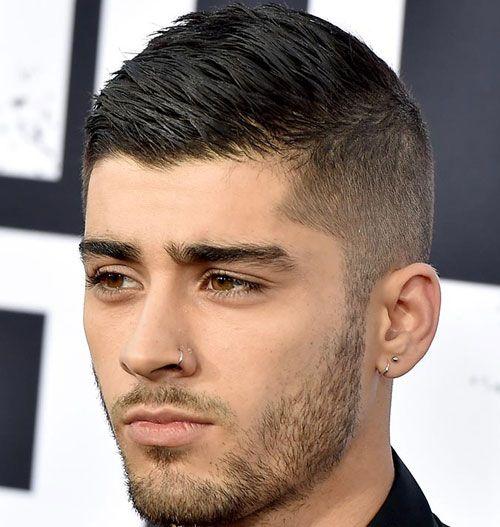 Fashionable Men S Haircuts Zayn Malik Short Men S Haircuts Ivy