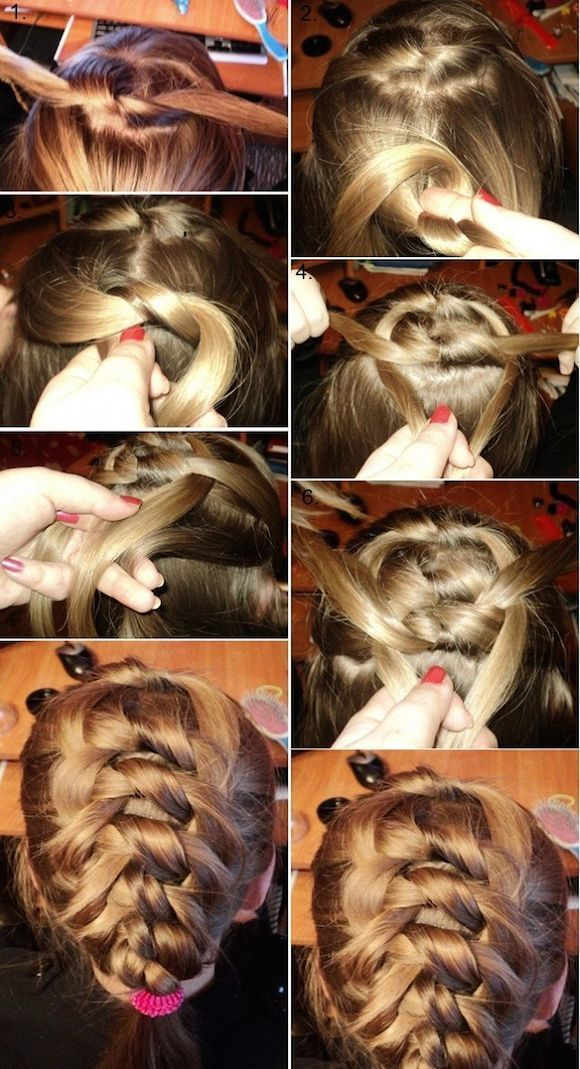 Knotted Braid, Different Kind of Braids