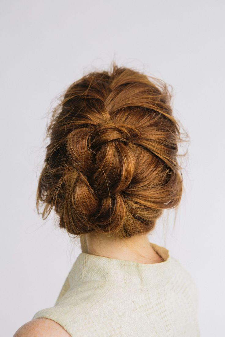 How-To: Braided Bun with L'Oreal Paris Advanced Hairstyle /hairstyledotcom/