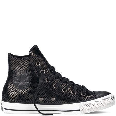 Chuck Taylor All Star Metallic black