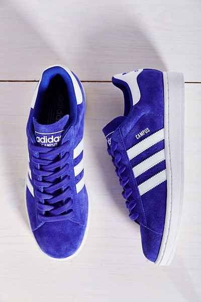 Trendy Women s Sneakers   adidas Originals Campus 2 Suede Sneaker ... f1764462f0