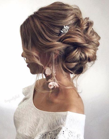 Featured Hairstyle: tonyastylist; www.instagram.com/tonyastylist; Wedding hairst...