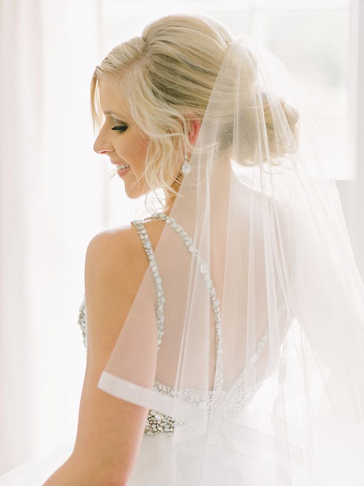 Featured Photographer: Amy Arrington Photography; Wedding hairstyles ideas.