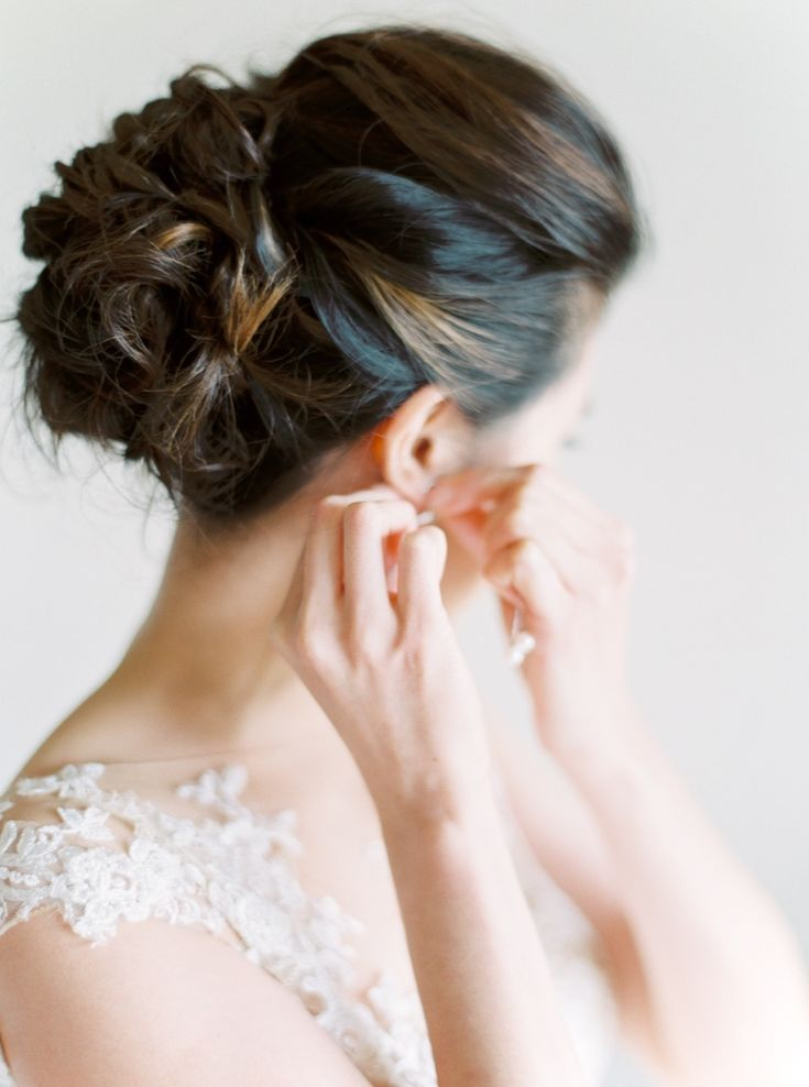Best Wedding Hairstyles Featured Photographer Blue Rose