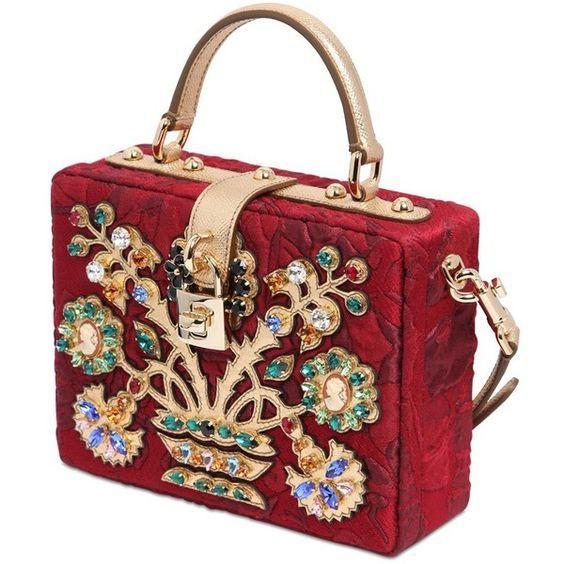 #dolcegabbana #handbag #bags available at Luxury & Vintage Madrid, the leading #...