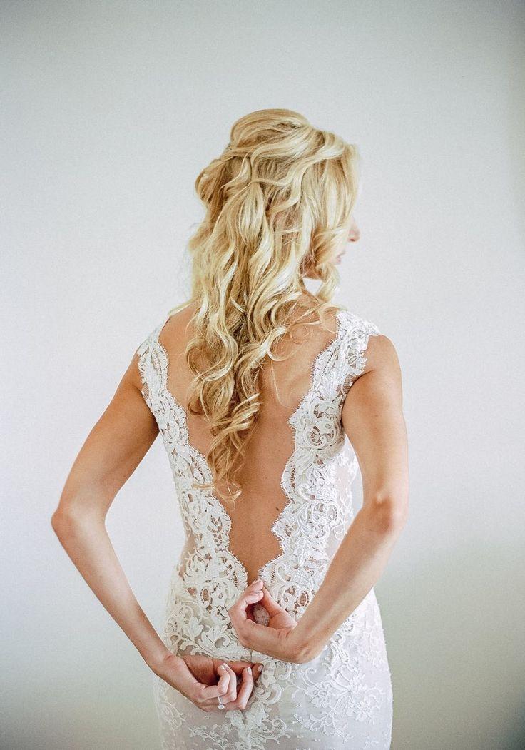 Enchanting White and Blush Florida Wedding at the Flagler Museum