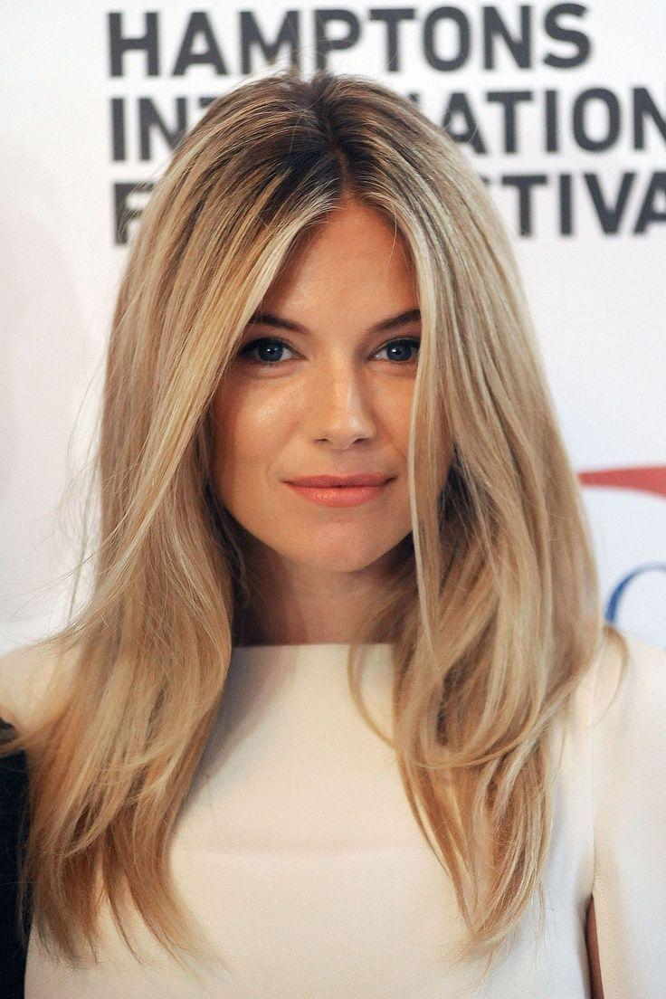 Trendy Long Hair Women's Styles
