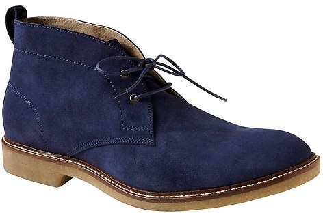 Banana Republic Darrien Suede Chukka Boot