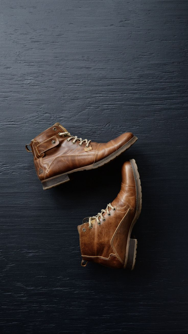 mens bullboxer ankle boots