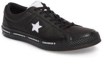 Men's Converse Chuck Taylor One Star Pinstripe Sneaker