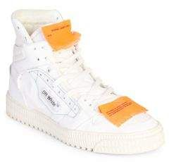 Off-White 3.0 Low White High Top Sneakers