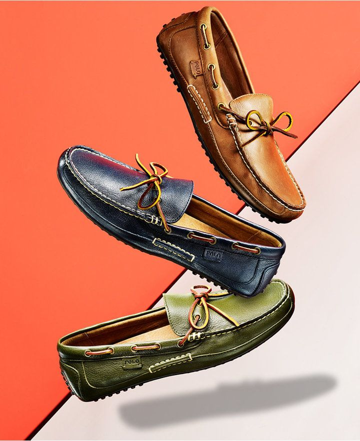 Polo Ralph Lauren Men's Wynding Driver Men's Shoes