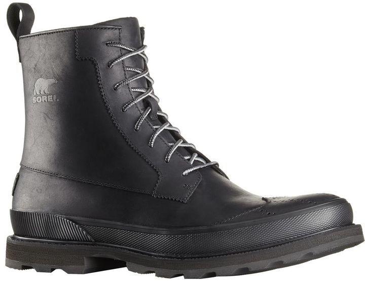 Sorel Madson Wingtip Waterproof Boot - Men's