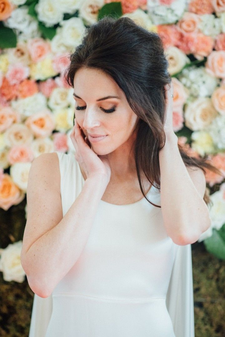 Wedding Makeup Inspiration - Photo: Eva Lin Photography