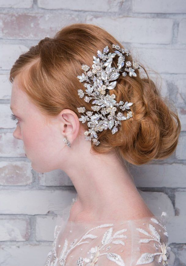 Must-Have Wedding Headpieces And Jewelry