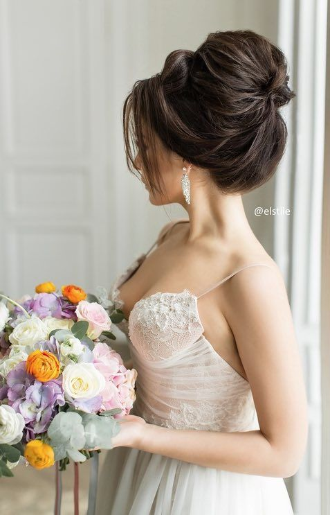 18 Wedding Updo Hairstyles That Are Beautiful From Every Angle