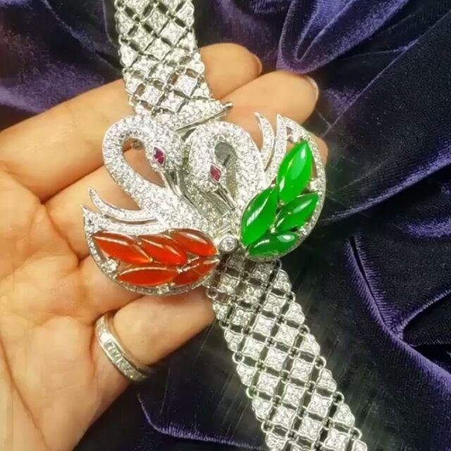 @anitasofinejewellery Swan concerto Inspired by the Swan Lake concerto and the s...