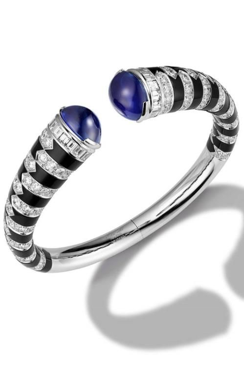 Cartier High Jewelry Bracelet