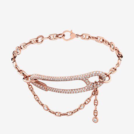 Chaine d'Ancre Punk bracelet, medium model - H217431B 00LG
