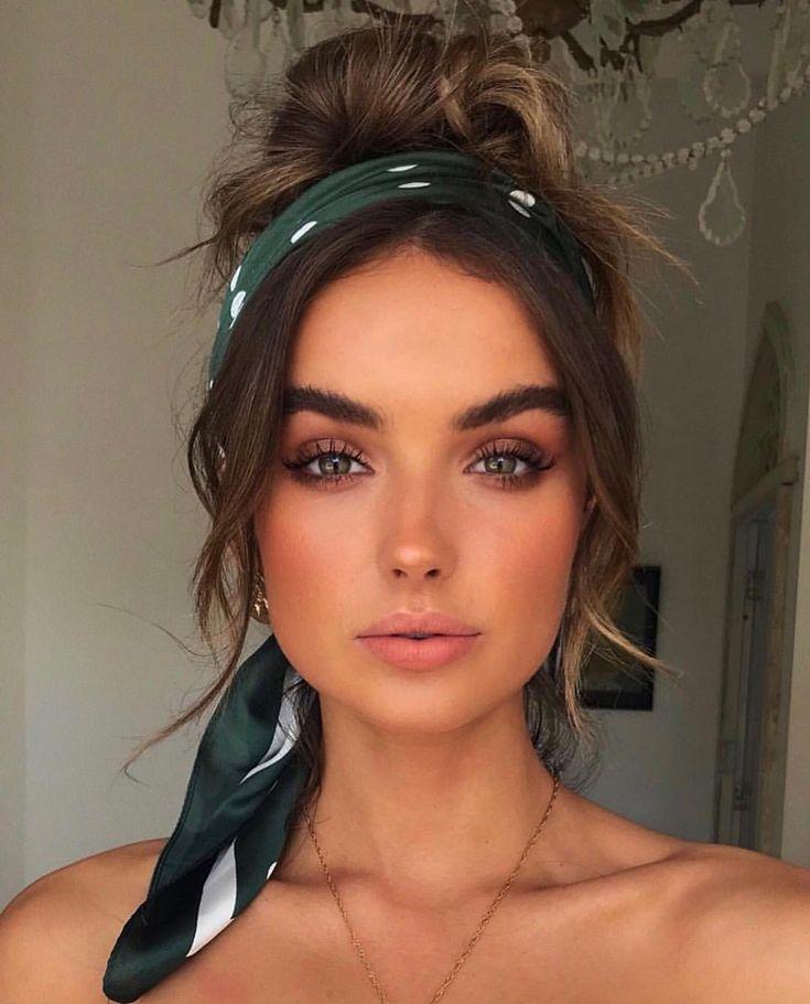 Natalie Sole makeup
