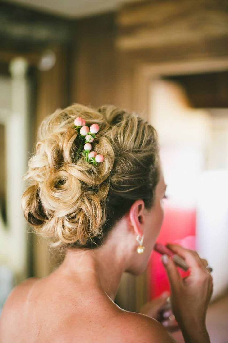 Rustic Chic California Wedding with Romantic Details from onelove photography