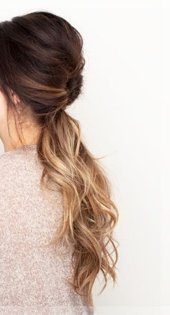 25 Quick Hairstyles for Long Hair