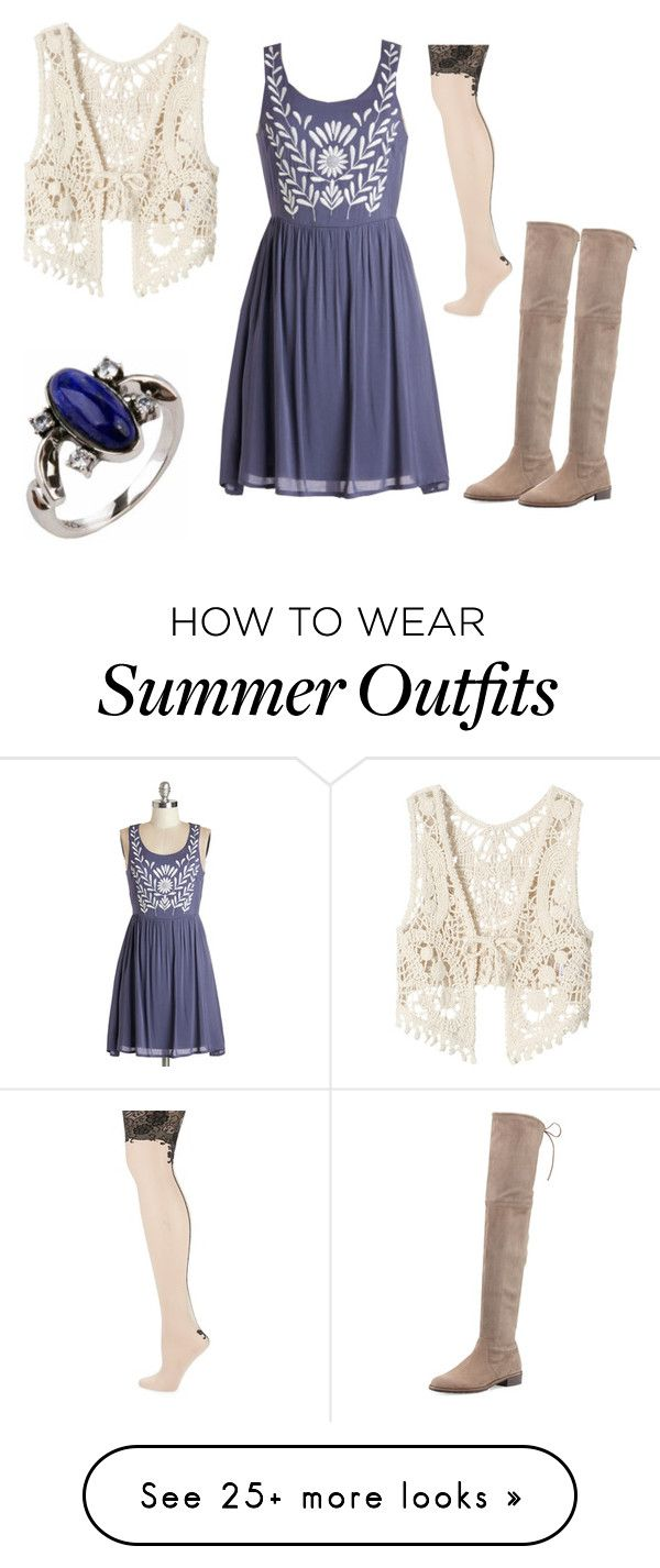 "4af9eef8922a Summer Outfits   ""Summer outfit 30"" by adelineojeda on Polyvore featuring  American Rag Cie"