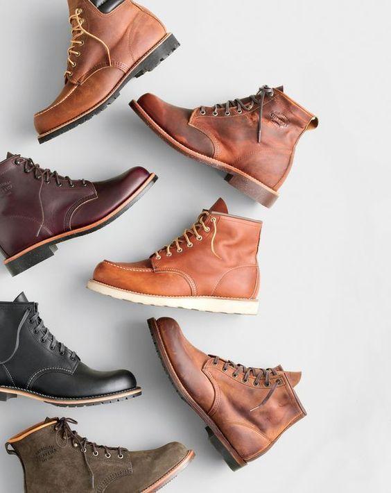 Boots for men⋆ Men's Fashion Blog - TheUnstitchd.com