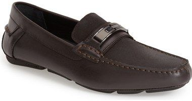 Calvin Klein 'McHale' Driving Shoe (Men)