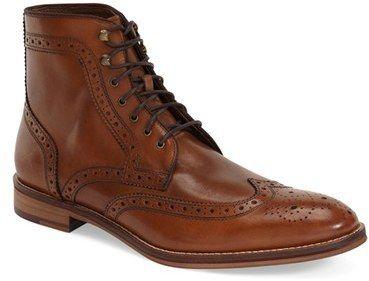 Men's Johnston & Murphy 'Conard' Wingtip Boot