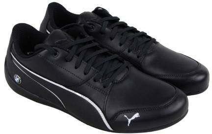 Puma Bmw Ms Drift Cat 7 Anthracite Anthracite Mens Lace Up Sneakers