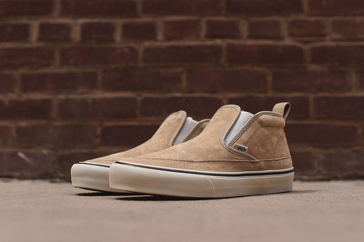 The Best Men s Shoes And Footwear   Vans Mid Slip SF