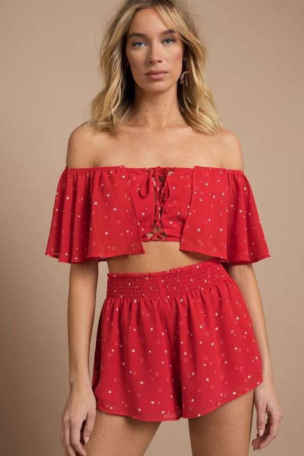 29d3bf0e1d38 Trendy Ideas For Summer Outfits   Looking for the Whitney Red Multi ...