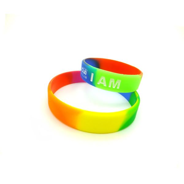 Design cheap silicone band items silicone wristband #lovelyprintedsiliconewristb...