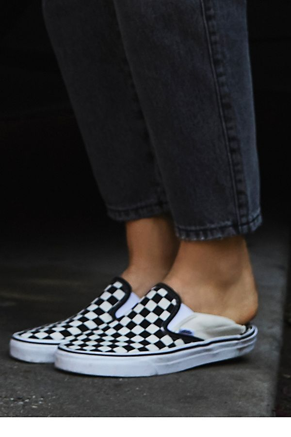 Classic Checkered Slip-On