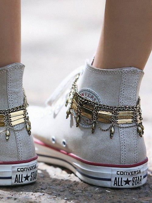 adorn your kicks