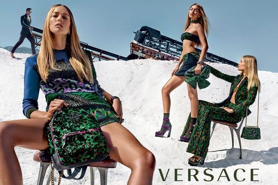 Versace at Luxury & Vintage Madrid, the best online selection of Luxury Clothing...