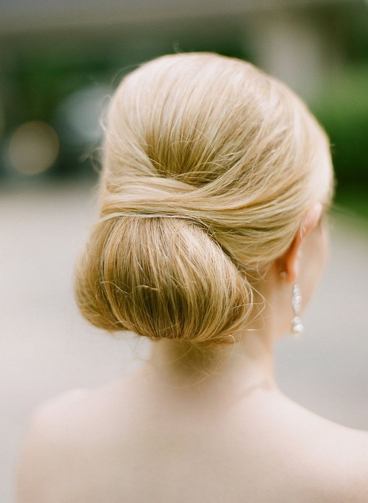 Featured Photographer: Arielle Doneson Photography; Wedding hairstyle idea.