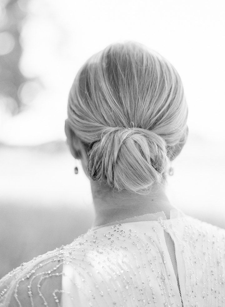 Featured Photographer: Lindsay Madden Photography; wedding hairstyle idea