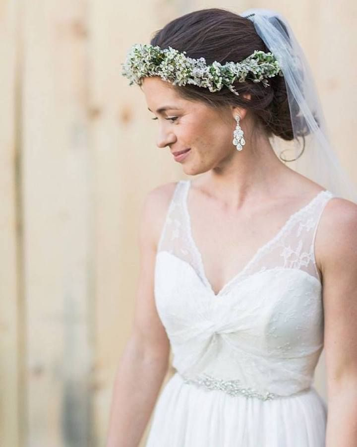 Featured Photographer: Rodeo & Co Photography; wedding hairstyle