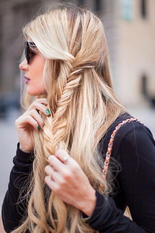 braidy lady....with