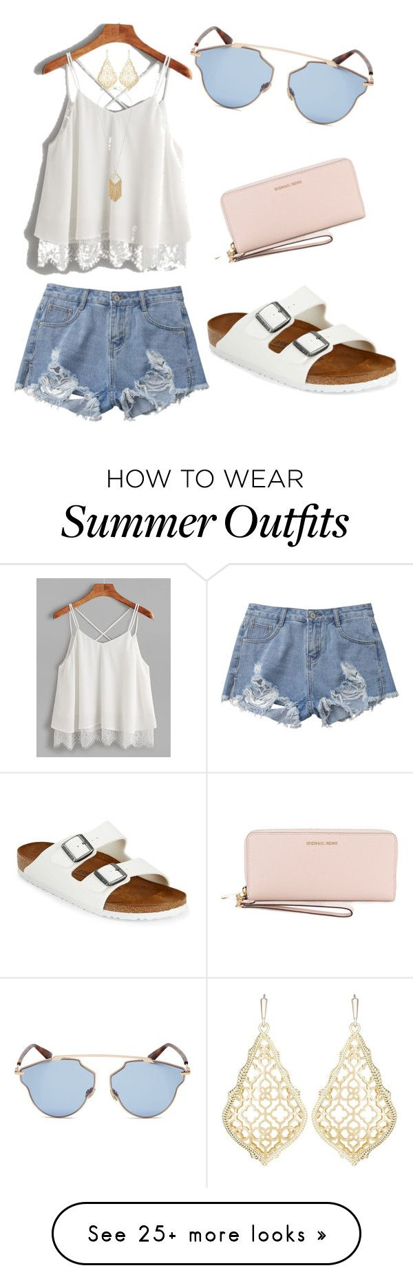 d9a23ec3062a Summer outfits summer outfit jaylee rain on polyvore featuring birkenstock  christian dio jpg 600x1858 Polyvore birkenstock