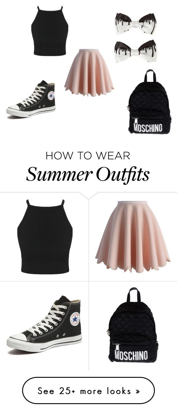 "29c92a5be0f9 Summer Outfits   ""cute tumblr outfit"" by abbygurl9090 on Polyvore featuring  Chicwish"