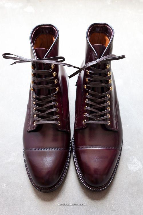 Alden No 8 Parajumper Boots