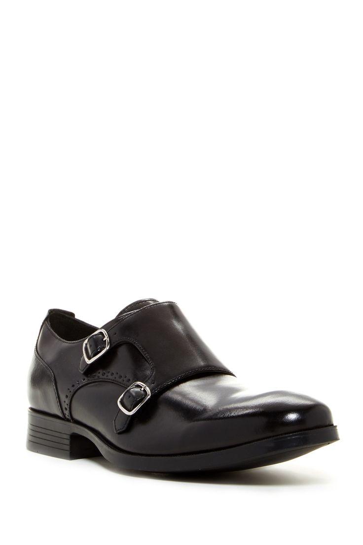 Cole Haan Copley Double Monk Shoe