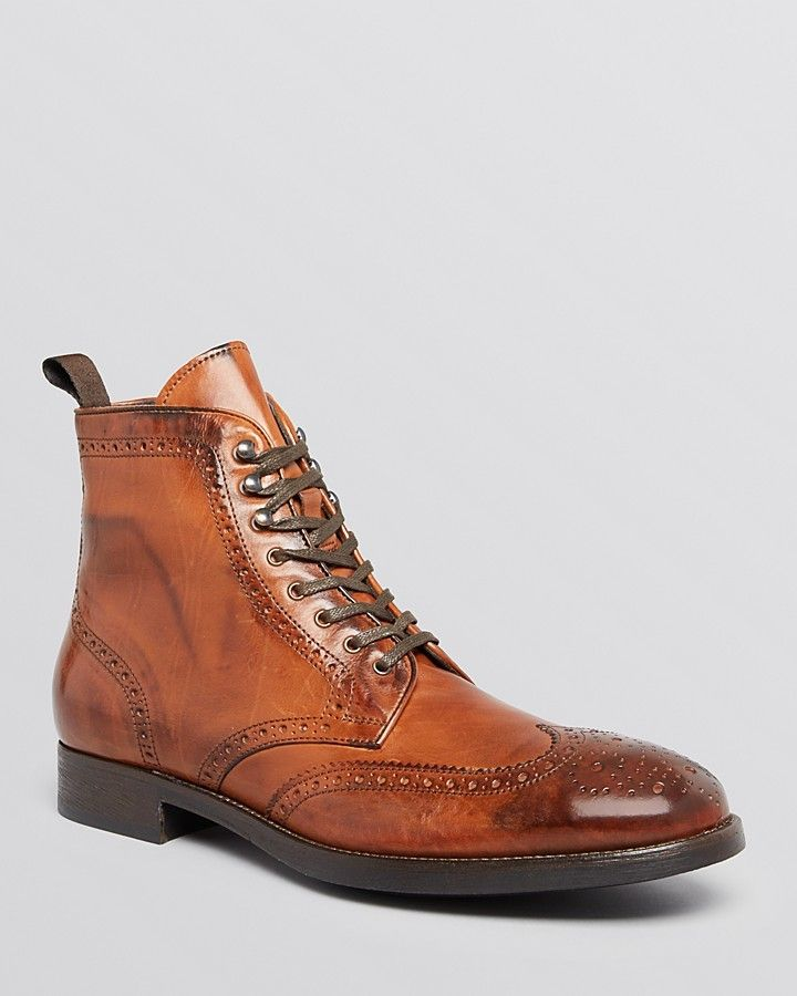 To Boot New York Brennan Wingtip Boots
