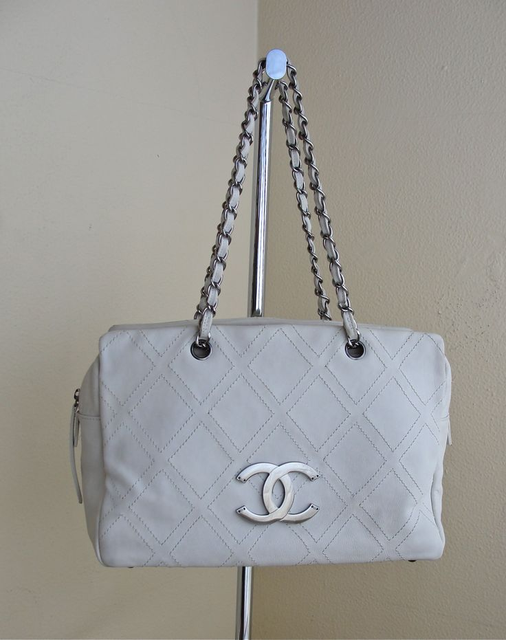 Chanel Handbags VTG and Pre-loved  Visit our website: www.luxuryandvint...