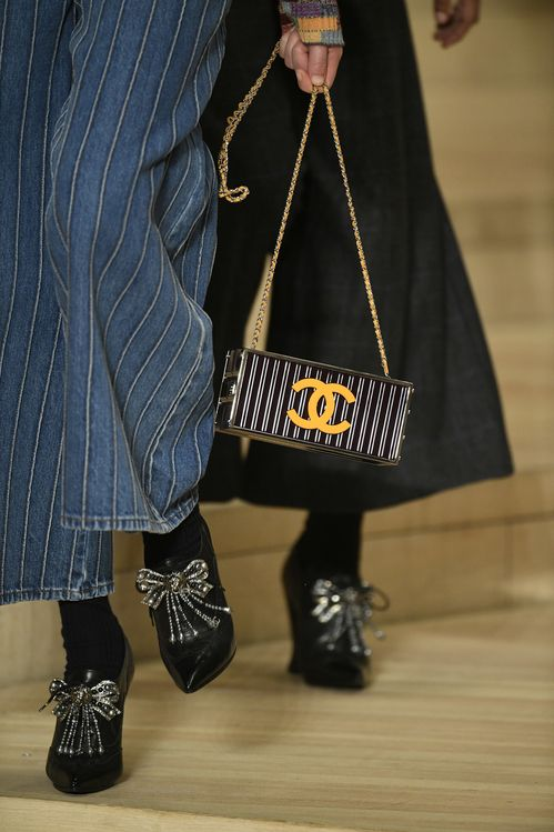 Chanel Autumn-Winter 2018 Pre-Fall Collection