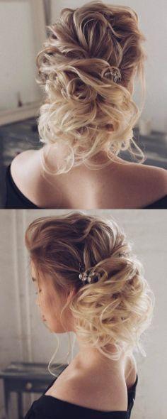Wedding Hairstyle Inspiration - tonyastylist (Tonya Pushkareva